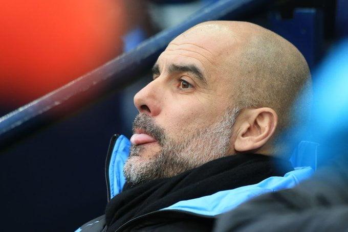 Photo of جوارديولا: مانشستر سيتي لم يكن محظوظاً في الديربي لكننا سعداء بالتأهل