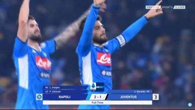 Photo of اهداف مباراة نابولي ويوفنتوس (2-1) الدوري الايطالي