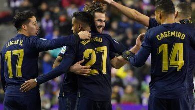 Photo of ملخص مباراة ريال مدريد وبلد الوليد في الدوري الاسباني