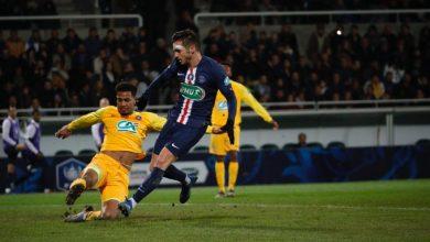 Photo of كأس فرنسا | باريس سان جيرمان يعبر باو بثنائية ويتأهل إلى ربع النهائي
