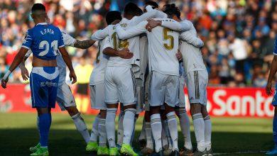 Photo of أفضل وأسوأ لاعب في ريال مدريد أمام خيتافي