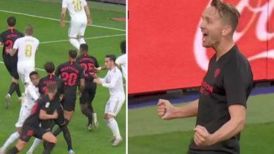 Photo of صحافة مدريد تنتقد حكم مباراة إشبيلية.. ألم يعرف القانون الجديد؟!