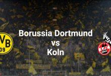Photo of موعد مباراة بوروسيا دورتموند وكولن في الدوري الألماني والقنوات الناقلة