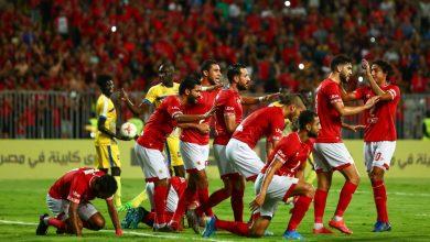 صورة التشكيل الرسمي | عودة الشحات وأجايي يقود هجوم  الأهلي أمام طنطا