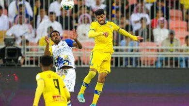 Photo of الأفضل والأسوأ في نادي النصر السعودي أمام التعاون