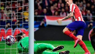 Photo of هدف اتليتكو مدريد الاول في مرمى ليفربول (1-0) تعليق حفيظ دراجي