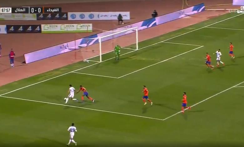 Photo of اهداف مباراة الهلال و الفيحاء (1-0) الدوري السعودي