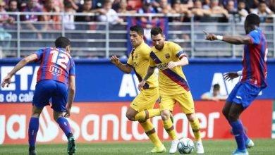 Photo of أخبار برشلونة اليوم.. إيبار ضحية ميسي وضم مارتن برايثوايت رسمياً