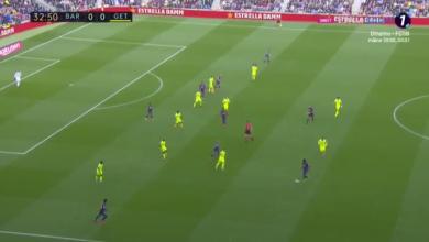 Photo of هدف برشلونة الثاني في مرمى خيتافي (2-0) تعليق عصام الشوالي
