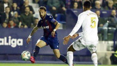 Photo of بالدرجات.. تقييم لاعبي ريال مدريد بعد الخسارة من ليفانتي في الدوري الإسباني