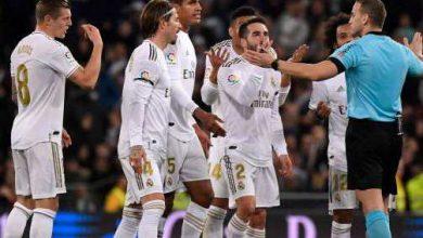 Photo of ثنائي ريال مدريد في طريق الرحيل عن الفريق صيفاً