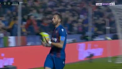 Photo of هدف ليفانتي الاول في مرمى ريال مدريد (1-0) الدوري الاسباني
