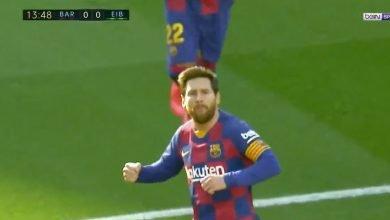 Photo of ملخص مباراة برشلونة وايبار في الدوري الاسباني
