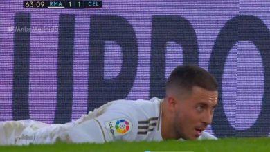 Photo of هدف ريال مدريد الثاني في مرمى سيلتا فيغو (2-1) تعليق حفيظ دراجي