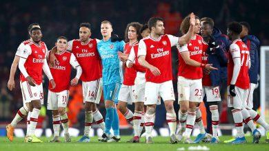 Photo of التشكيل الرسمي   عودة سيبايوس إلى التشكيل الرسمي مع أرسنال أمام نيوكاسل يونايتد