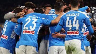 Photo of تشكيل نابولي الرسمي لمواجهة بريشيا في الدوري الإيطالي