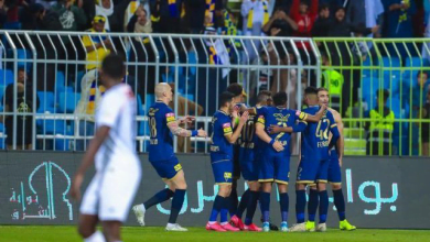 Photo of الدوري السعودي | النصر يحسم دربي الرياض في الوقت بدل الضائع