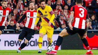 Photo of كأس ملك إسبانيا   سيرجيو بوسكيتس يقصى برشلونة ويتأهل بنادي أتلتيك بيلباو