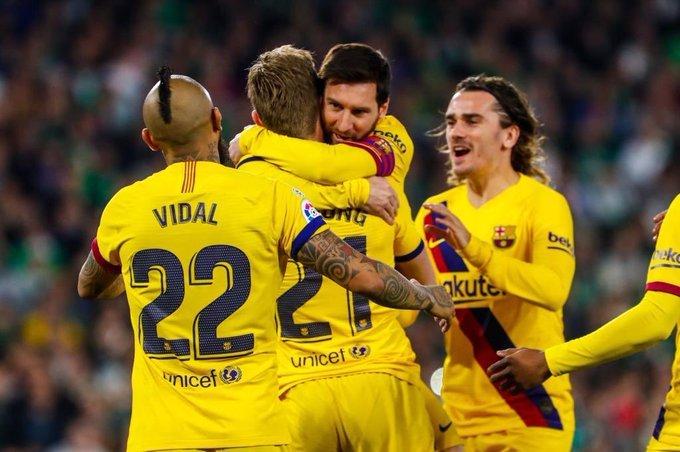Photo of تشكيل برشلونة الرسمي لمواجهة إيبار في الدوري الإسباني