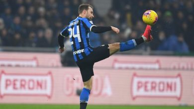 Photo of بالدرجات.. تقييم لاعبي إنتر ميلان بعد الخسارة من نابولي في كأس إيطاليا