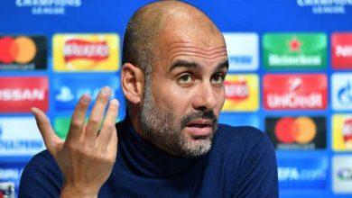 Photo of جوارديولا عن تصوير ستيرلينج بقميص ريال مدريد: اللاعبون أحرار