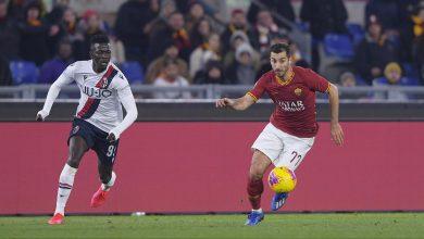 صورة الدوري الإيطالي| روما يسقط في عقر داره أمام بولونيا
