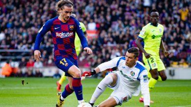 Photo of الدوري الإسباني  برشلونة يفلت بالنقاط الثلاث من مواجهة خيتافي