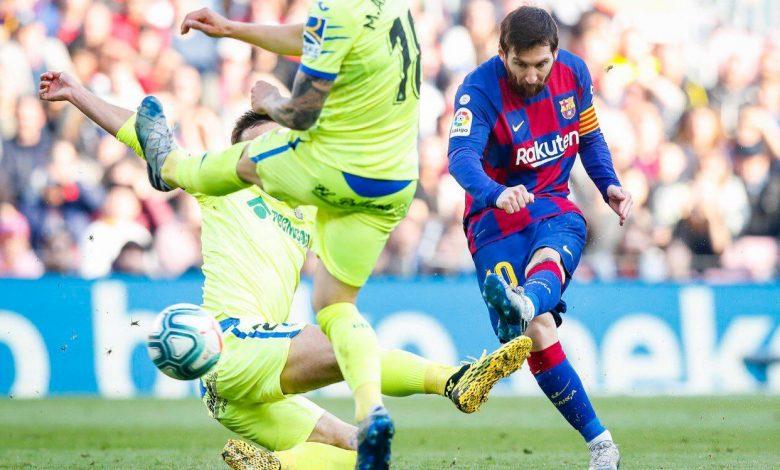 Photo of ميسي الأفضل دائما.. التقييم الفني للاعبي برشلونة أمام خيتافي