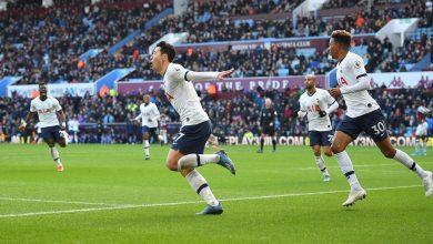 Photo of الدوري الإنجليزي| توتنهام ينتزع فوزا قاتلا أمام أستون فيلا