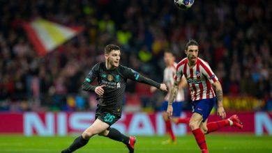Photo of لاعب ليفربول يتوعد أتلتيكو مدريد: يحتفلون وكأنهم تأهلوا