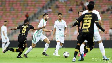 صورة الدوري السعودي| الأهلي يسقط في عقر داره أمام الفتح