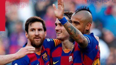 Photo of ميسي يعزف منفردا وجريزمان الأسوأ.. التقييم الفني للاعبي برشلونة أمام إيبار