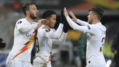 صورة الدوري الأوروبي| روما يعبر إلى دور الـ16 على حساب جنت البلجيكي