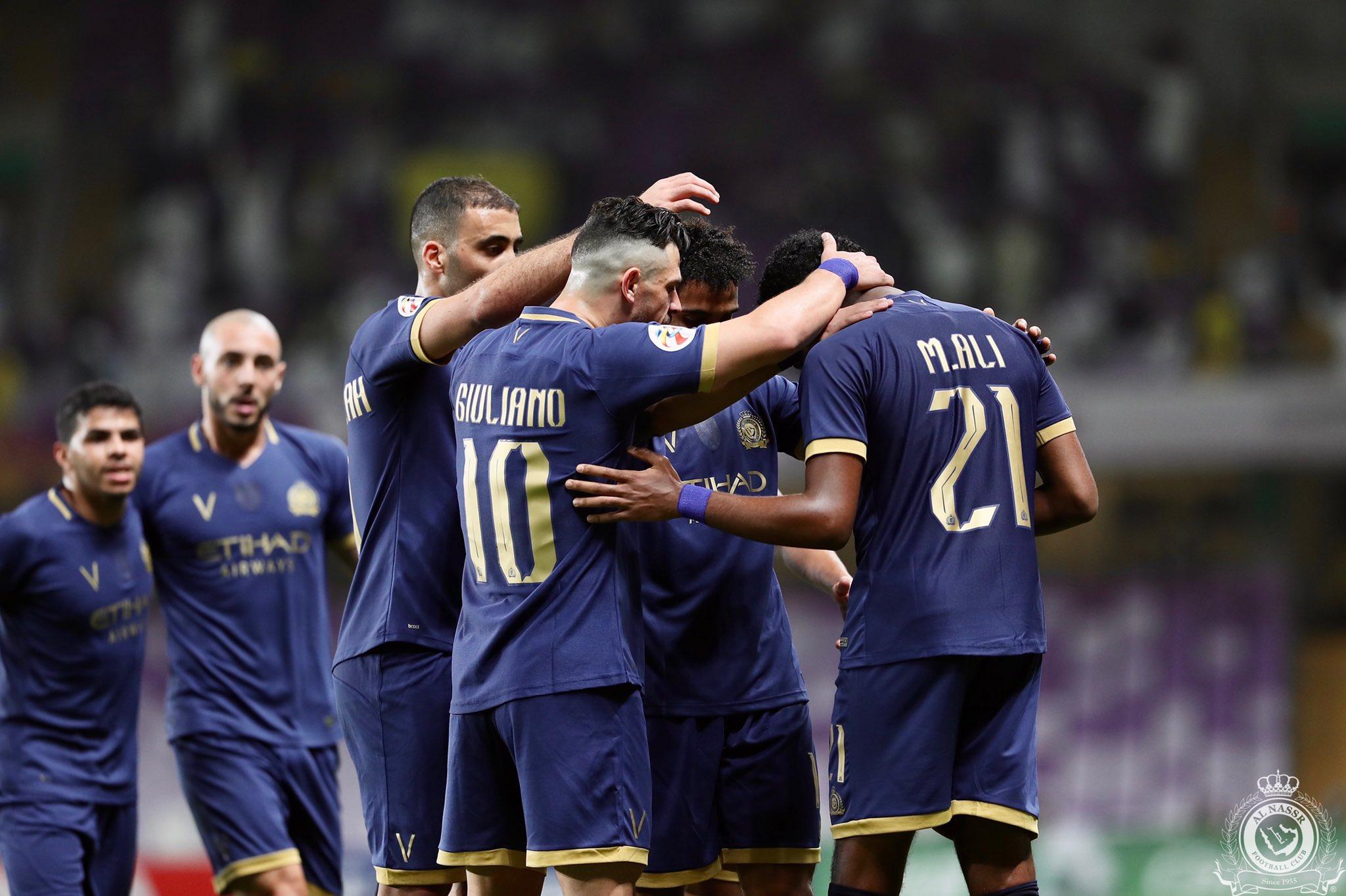 الدوري السعودي| النصر يفلت من السقوط أمام الأهلي