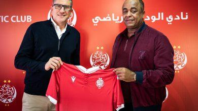 Photo of رسمياً | جاريدو يخلف ديسابر في نادي الوداد المغربي