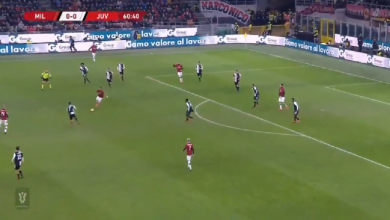 Photo of هدف ميلان الاول في مرمى يوفنتوس (1-0) كاس ايطاليا
