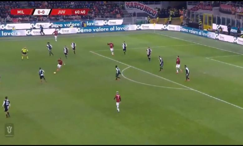 Photo of اهداف مباراة يوفنتوس وميلان (1-1) كاس ايطاليا