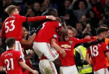 Photo of تشكيل مانشستر يونايتد الرسمي لمواجهة كلوب بروج في الدوري الأوروبي