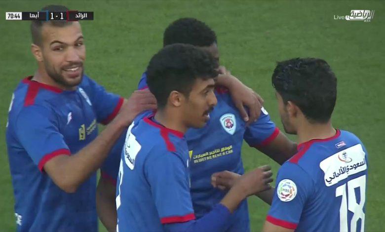 Photo of اهداف مباراة الرائد وابها (2-1) الدوري السعودي