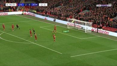 Photo of هدف اتليتكو مدريد الاول في مرمى ليفربول 2-1 دوري ابطال اوروبا