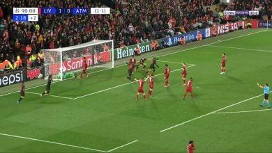Photo of هدف اتليتكو مدريد الملغي في مرمى ليفربول