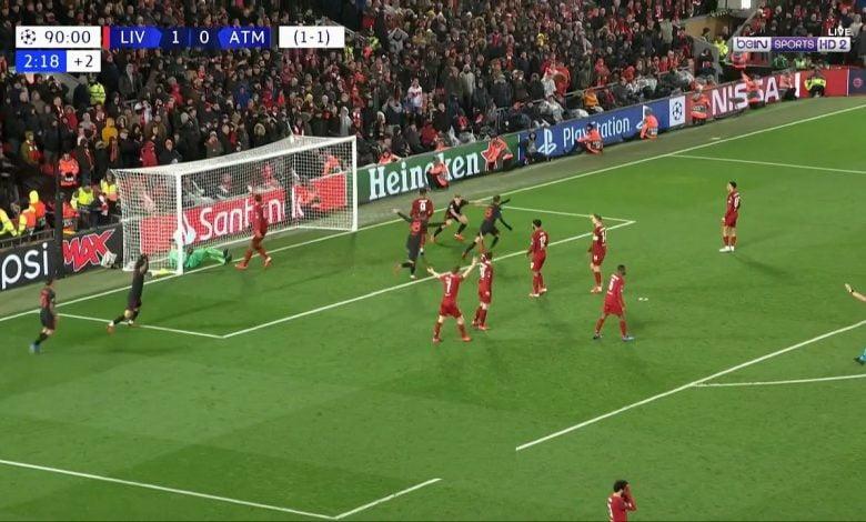 Photo of ملخص مباراة ليفربول واتليتكو مدريد في دوري ابطال اوروبا