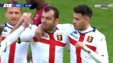 Photo of اهداف مباراة ميلان وجنوى 1-2 الدوري الايطالي