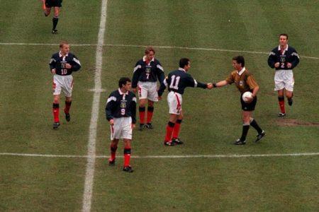 مباراة اسكتلندا واسوتينا التي لم تلعب
