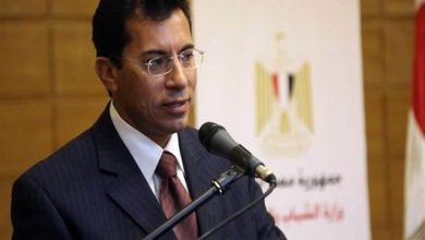 Photo of وزير الرياضة ينفي تعليق النشاط الرياضي في مصر