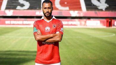 Photo of الأهلي يرفض التجديد لحسام عاشور
