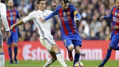 Photo of تعويض رحيل ميسي في برشلونة أسهل من سد فراغ رونالدو في ريال مدريد!