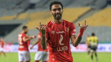 Photo of حسين الشحات: ألعب مصاباً منذ فترة وسأجري العملية قريباً