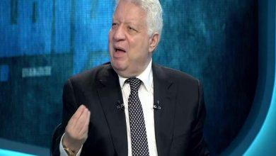 Photo of مرتضى منصور: لا أعرف من هو حسين بن عيادة