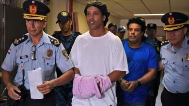 Photo of رونالدينهو خلف القضبان، القصة كاملة